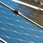 Paneles solares, una imagen que empieza a repetirse.