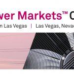 Conferencia Global Power Markets 2018, en Las Vegas, Estados Unidos.